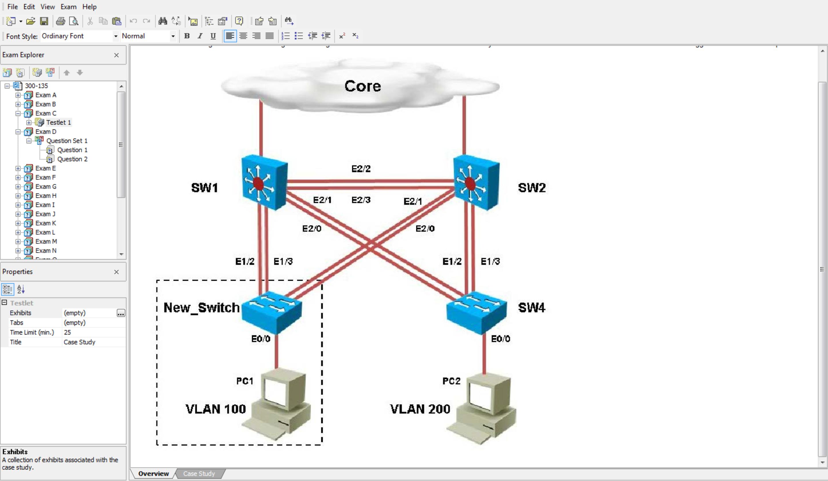 Real Cisco, Comptia, IBM, Microsoft, Oracle, PMI, VmWare Questions