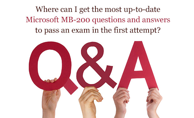 Microsoft mb-220 question answer