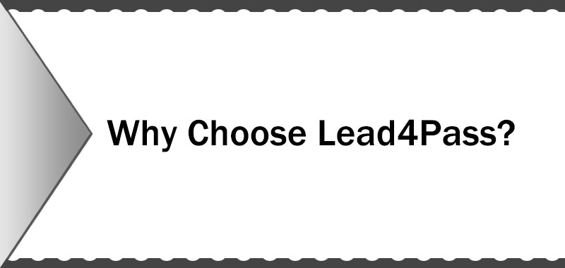 why choose lead4pass